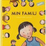 Anna clara tidholm Böcker Min familj (Inbunden, 2009)