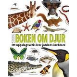 Uppslagsverk Böcker Stora boken om djur: ett uppslagsverk över jordens invånare (Inbunden, 2016)