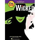 Lets sing Böcker Wicked Collection for Young Voices (Lets All Sing Songs)