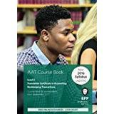 Aat Böcker AAT Bookkeeping Transactions: Coursebook