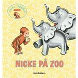 Nicke Böcker Nicke på zoo (Board book, 2010)
