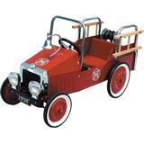 Pedal Car Great Gizmos Fire Engine Classic Pedal Car 8304