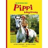 Pippi bok På rymmen med Pippi Långstrump (Kartonnage, 2009)