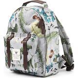 Ryggsäckar - Läder Ryggsäckar Elodie Details Back Pack Mini - Forest Flora