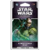 Sällskapsspel Fantasy Flight Games Star Wars: A Wretched Hive