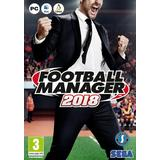 Football manager (mac) PC-spel Football Manager 2018