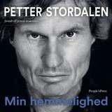 Stordalen Böcker Min hemmelighed, Lydbog MP3