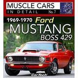 Tom ford böcker 1969-1970 Ford Mustang Boss 429 (Pocket, 2017)