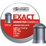 Jagt JSB Exact Monster 4.5mm 400pcs