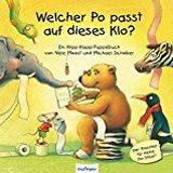 Passt Böcker Welcher Po passt auf dieses Klo?: Klipp-Klapp-Pappausgabe