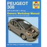 Anders de la motte Böcker Peugeot 308 Service and Repair Manual (Inbunden, 2012)