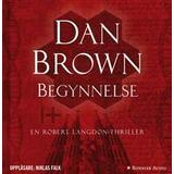 Dan brown begynnelse Böcker Begynnelse (Ljudbok CD, 2017)