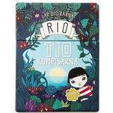 Memoryspel Böcker Rio och tiokompisarna memory (Övrigt format, 2017)