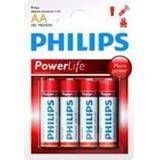 Batterier och Laddbart Philips LR6P4B/94