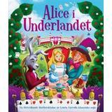 Alice i underlandet Böcker Alice i Underlandet (Kartonnage, 2017)