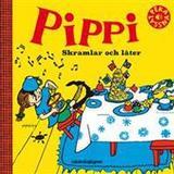 Bok pippi Pippi skramlar och låter (Board book, 2017)