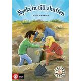 Mats wänblad Böcker ABC-klubben åk 3 Nyckeln till skatten Läsebok På väg (Flexband, 2017)