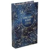 One line a day Böcker Celestial One Line a Day (Övrigt format, 2017)
