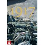 Stridens skönhet och sorg Böcker 1917 Stridens skönhet och sorg: första världskrigets fjärde år i 108 korta (Inbunden, 2017)