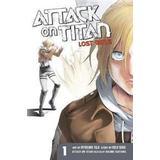 Attack on titan manga Böcker Attack on Titan: Lost Girls the Manga 1 (Häftad, 2016)