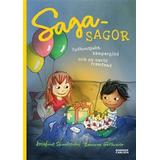 Sagasagor Böcker Sagasagor. Syskonsjuka, kämpaglöd och en envis framtand (E-bok, 2017)