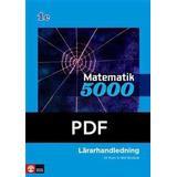 Matematik 5000 1c Böcker Matematik 5000 Kurs 1c Blå Lärarhandledning pdf (Övrigt format, 2011)