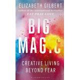 Big magic Böcker Big Magic (Häftad, 2016)