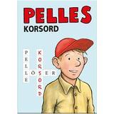 Korsord Böcker Pelle löser korsord (Häftad, 2017)