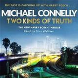 Böcker med harry bosch Two Kinds of Truth (Ljudbok CD, 2017)