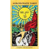 Waite tarot Böcker Albano-Waite Tarot (Övrigt format, 2012)