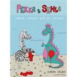 Semla Böcker Pekka & Semla räknar stenar på en strand (Inbunden, 2017)
