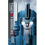 Transformers idw Böcker Transformers: IDW Collection Phase Two Volume 5 (Inbunden, 2017)