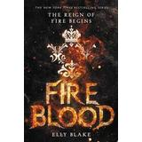 Fireblood Böcker Fireblood (Inbunden, 2017)