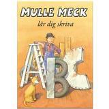 Lär dig skriva Böcker Mulle Meck lär dig skriva ABC (Häftad, 2017)