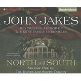John jakes: north and south Böcker North and South (Ljudbok CD, 2013)