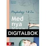 Psykologi 1 2a Böcker Med nya ögon - Psykologi 1 & 2a för gymnasiet Digi (Övrigt format, 2017)