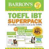 Toefl ibt Böcker TOEFL iBT Superpack (Pocket, 2016)