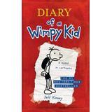 Diary of a wimpy kid böcker Diary of a Wimpy Kid (Inbunden, 2017)