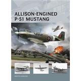 P 51 mustang Böcker Allison-Engined P-51 Mustang (Pocket, 2012)