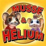Musse & helium Böcker Musse & Helium – Jakten på Guldosten (Ljudbok nedladdning, 2017)