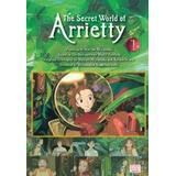 Secret world of arrietty Böcker The Secret World of Arrietty (Film Comic), Vol. 1 (Häftad, 2012)