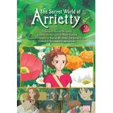 Secret world of arrietty Böcker The Secret World of Arrietty (Film Comic), Vol. 2 (Häftad, 2012)