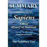 Harari sapiens Böcker Summary - Sapiens: Book by Yuval Noah Harari - A Brief History of Mankind (Häftad, 2017)