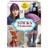 Sticka svenska mönster Böcker Sticka: 30 kreativa mönster (Inbunden, 2017)