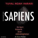 Harari sapiens Böcker Sapiens: en kort historik över mänskligheten (Ljudbok MP3 CD, 2017)