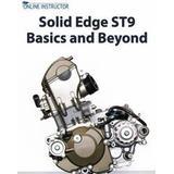 Solid edge Böcker Solid Edge St9 Basics and Beyond (Häftad, 2016)