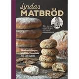 Lindas matbröd Böcker Lindas matbröd (Inbunden, 2016)