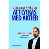 Marcus hernhag Böcker Den enkla vägen att lyckas med aktier (Häftad, 2016)