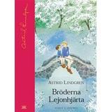 Bröderna lejonhjärta Böcker Bröderna Lejonhjärta (HalvKlotband, 2004)