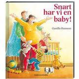 Snart har vi en baby Böcker Snart har vi en baby! (Board book, 2008)